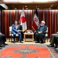 Japan's 'peace contributor' role tested amid Iran tensions following Saudi oil attacks