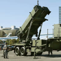 Japan may deploy upgraded PAC-3 missile interceptors in Tokyo area ahead of Olympics
