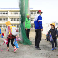 Students relieved as classes resume in typhoon-hit areas