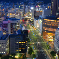 An interaction on the streets of Kobe illustrates what I like and dislike about living here
