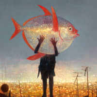 Shaun Tan's glimmers of hope in somber times