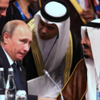 Putin's Russia is now a Middle Eastern country