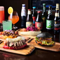 Savory treats to pump up rugby spirits