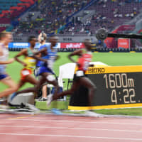 Seiko Holdings Corp. supported the 2019 International Association of Athletics Federations (IAAF) World Championships held in Doha in October. | SEIKO HOLDINGS CORP.