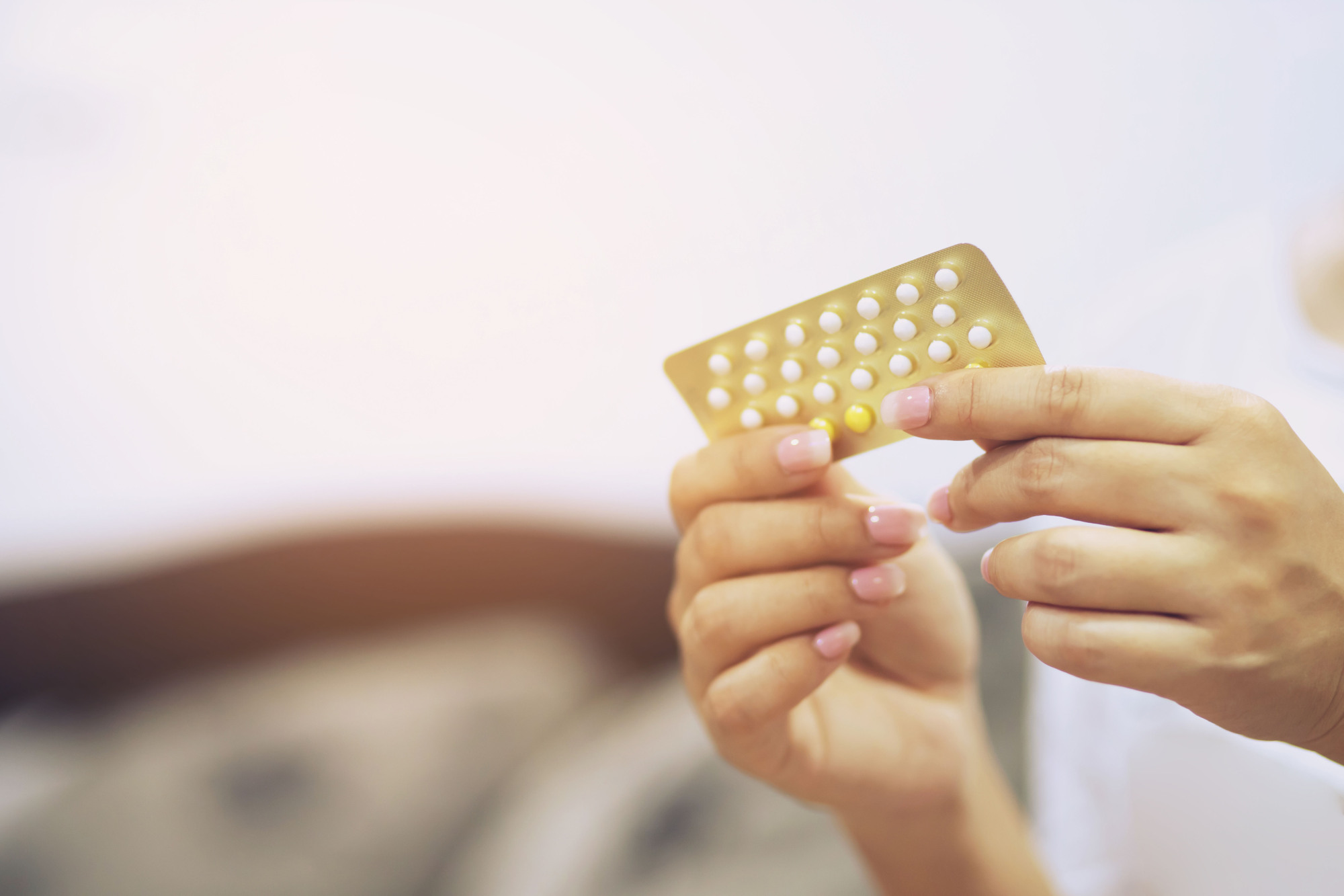 Tough pill to swallow: Birth control pills are used by only 1 percent of Japanese women of child-bearing age, mainly owing to their high cost and hurdles in obtaining a prescription. | GETTY IMAGES