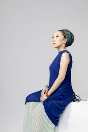 Center stage: In 2004, Misia became the first female solo singer to hold concerts in Japan's five largest domes. | MARTIN HOLTKAMP
