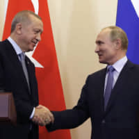 Russia-Turkey deal poses challenge to West