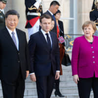 Europe has to choose a side in the U.S.-China rivalry