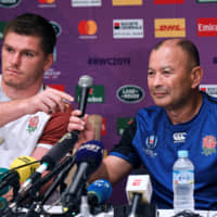 England ready for Argentina clash