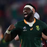 Triumphant Springboks carrying national pride into Rugby World Cup final