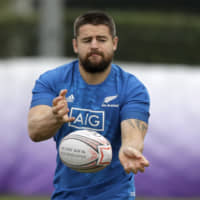All Blacks' Dane Coles happy to consign 'Great Escape' pass to history