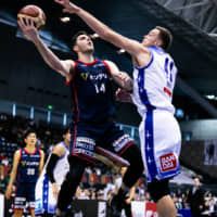 B-Corsairs shake off attacking doldrums in win over Susanoo Magic