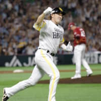 Hawks fly past Eagles into Climax Series' final stage