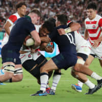 Brave Blossoms looking to wear down Springboks