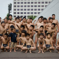 Innovative club nurtures sumo's young talent