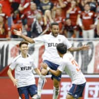 FC Tokyo beats Vissel, now trails league-leading Antlers on goal difference only