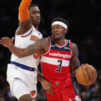 Wizards lock up All-Star Bradley Beal with $72 million extension
