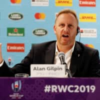 Rugby World Cup cancels two Saturday games as powerful Typhoon Hagibis takes aim at Japan