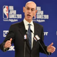 NBA head acknowledges growing crisis over team official's Hong Kong tweet