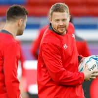 Wales center Jonathan Davies confident of playing against South Africa despite knee concerns