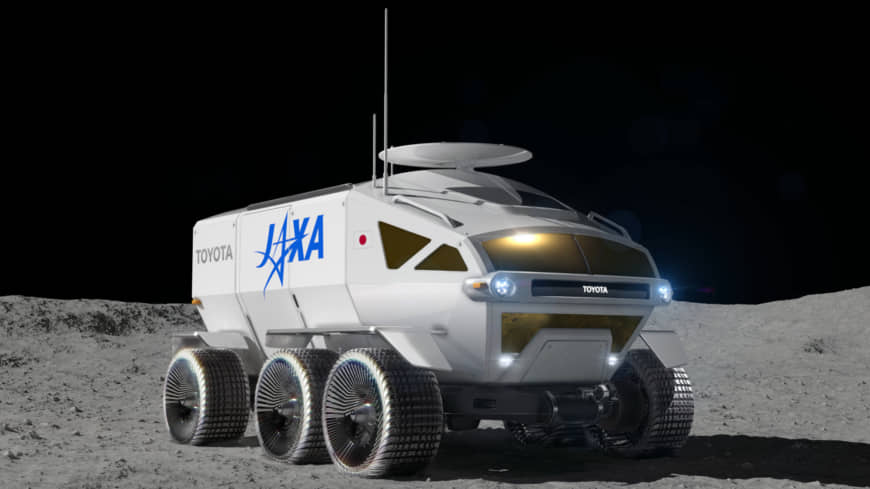 JAXA and Toyota Motor Corp. have developed a lunar rover that utilizes fuel cell technology.   JAPAN AUTO MANUFACTURERS ASSOCIATION
