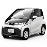 Ultra-compact battery electric vehicles (BEVs).