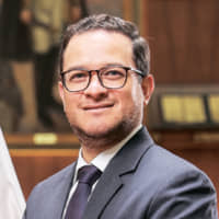 Peruvian Foreign Trade and Tourism Ministry Edgar Manuel Vasquez | © MINISTRY OF TRADE AND TOURISM