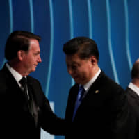 Port deal cited as Brazil and China hail strong ties