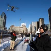 Amid privacy backlash, China's DJI unveils phone app to track nearby drones