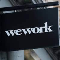 WeWork parent We Co. agreed to a tender offer from SoftBank Group Corp. last month.   REUTERS