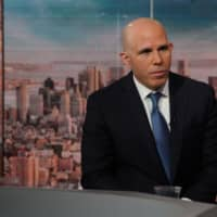Scott Rechler, RXR Realty chairman and CEO, is interviewed in New York in May.   BLOOMBERG