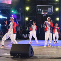 Pumped up: Da Pump will bring its vocal and dance talent to 'Kohaku Uta Gassen' for the seventh time | WIREIMAGE / GETTY / KYODO