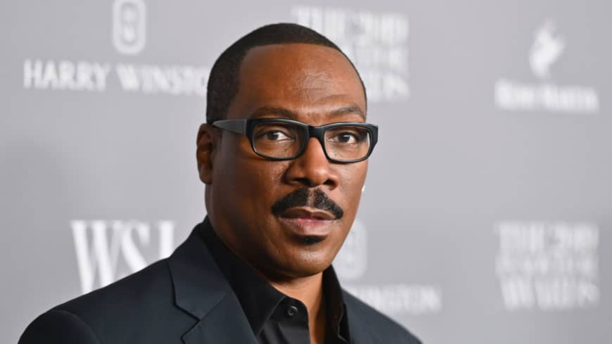 'Beverly Hills Cop' back on the beat in new Netflix sequel starring Eddie Murphy