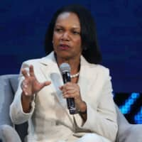 Ex-U.S. top diplomat Condoleezza Rice finds shadow diplomacy on Ukraine 'deeply troubling'