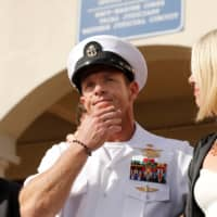 U.S. Navy SEAL accused of war crimes could be removed from elite group, even after Trump intervention