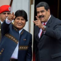 Maduro's military stands in the way of Bolivia playbook repeat in Venezuela