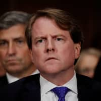 U.S. judge backs House subpoena for ex-White House counsel Don McGahn's testimony