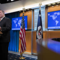 Mike Pompeo suggests debunked, Trump-pushed Ukraine election meddling theory should be probed