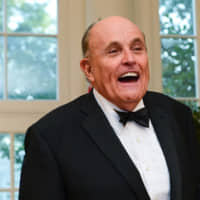 Rudy Giuliani says dirt on Joe Biden will be released 'if I disappear'