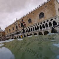 Without better flood protection, Venice risks losing World Heritage status