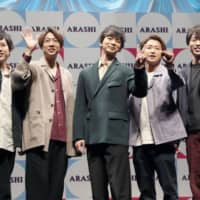Arashi to hold two concerts at the new National Stadium in lead-up to Tokyo Games