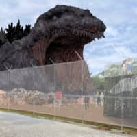 Attraction featuring full-scale Godzilla replica to launch in Japan