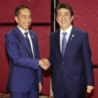 Japan offers Indonesia help with building its new forest capital