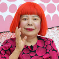 At 90, artist Yayoi Kusama has plans for Macy's Thanksgiving Day parade balloon and New York installation