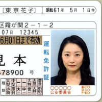 Japan to allow printing of maiden name on driver's license