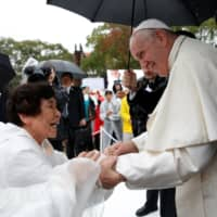 Full text of Pope Francis' message in Nagasaki
