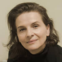 Juliette Binoche: 'There's something in the present that's more real'