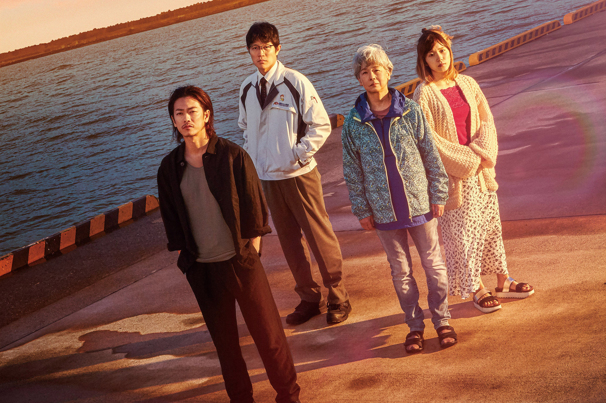 The ties that bind: Abusive parents, abandonment and uneasy family relations lie at the heart of Kazuya Shiraishi's latest film, 'One Night.'   © 'ONE NIGHT' FILM PARTNERS