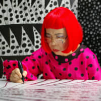 To infinity and beyond: Yayoi Kusama's underdog story, which saw her deal with racism and sexism, inspired Heather Lenz's film. | © TOKYO LEE PRODUCTIONS, INC.
