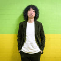 Sweet spot: Shintaro Sakamoto has taken to playing quietly since former band Yura Yura Teikoku split. | JAMES HADFIELD
